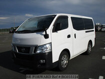 Used 2013 NISSAN CARAVAN VAN BG015124 for Sale for Sale