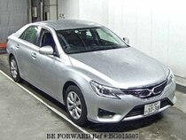 Used 2016 TOYOTA MARK X BG015507 for Sale for Sale