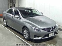 Used 2016 TOYOTA MARK X BG015511 for Sale for Sale