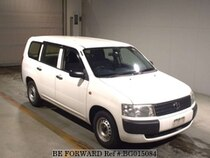Used 2012 TOYOTA PROBOX VAN BG015084 for Sale for Sale