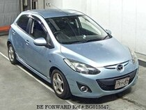 Used 2007 MAZDA DEMIO BG015547 for Sale for Sale
