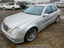 Used 2003 MERCEDES-BENZ E-CLASS BG015428 for Sale for Sale