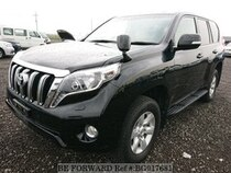 Used 2015 TOYOTA LAND CRUISER PRADO BG017681 for Sale for Sale
