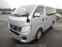 Used 2013 NISSAN CARAVAN VAN BG018004 for Sale for Sale