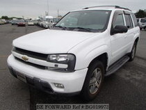 Used 2006 CHEVROLET TRAILBLAZER BG019973 for Sale for Sale