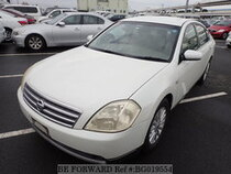 Used 2004 NISSAN TEANA BG019554 for Sale for Sale