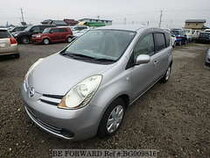 Used 2006 NISSAN NOTE BG009816 for Sale for Sale
