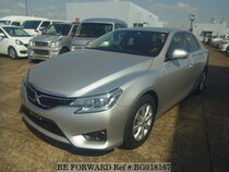 Used 2013 TOYOTA MARK X BG018167 for Sale for Sale