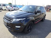 Used 2013 LAND ROVER RANGE ROVER EVOQUE BG019106 for Sale for Sale