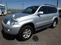Used 2004 TOYOTA LAND CRUISER PRADO BG019097 for Sale for Sale