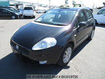 Used 2007 FIAT GRANDE PUNTO BG019720 for Sale for Sale