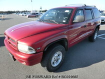 Used 2001 DODGE DURANGO BG019665 for Sale for Sale