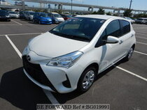Used 2018 TOYOTA VITZ BG019991 for Sale for Sale