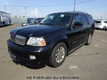Used 2009 LINCOLN NAVIGATOR BG019600 for Sale for Sale