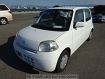 Used 2007 DAIHATSU ESSE BG020891 for Sale for Sale
