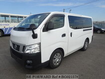 Used 2013 NISSAN CARAVAN VAN BG021578 for Sale for Sale