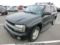 Used 2003 CHEVROLET TRAILBLAZER BG021966 for Sale for Sale