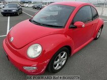 Used 2005 VOLKSWAGEN NEW BEETLE BG022778 for Sale for Sale