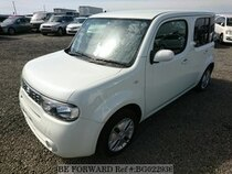 Used 2011 NISSAN CUBE BG022936 for Sale for Sale