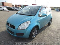 Used 2009 SUZUKI SPLASH BG022512 for Sale for Sale