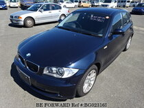 Used 2007 BMW 1 SERIES BG023165 for Sale for Sale