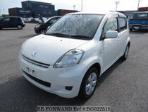 Used 2008 TOYOTA PASSO BG022518 for Sale for Sale