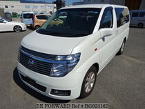 Used 2004 NISSAN ELGRAND BG023162 for Sale for Sale