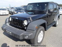 Used 2013 JEEP WRANGLER BG023241 for Sale for Sale