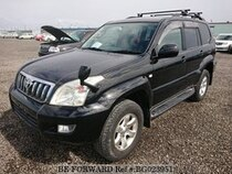 Used 2005 TOYOTA LAND CRUISER PRADO BG023951 for Sale for Sale
