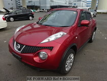 Used 2013 NISSAN JUKE BG023989 for Sale for Sale
