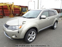 Used 2007 MITSUBISHI OUTLANDER BG023832 for Sale for Sale