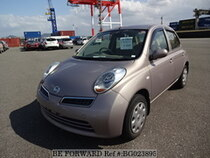 Used 2008 NISSAN MARCH BG023895 for Sale for Sale
