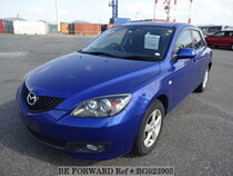 Used 2008 MAZDA AXELA SPORT BG023905 for Sale for Sale
