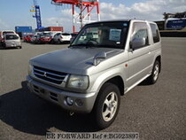 Used 2004 MITSUBISHI PAJERO MINI BG023897 for Sale for Sale