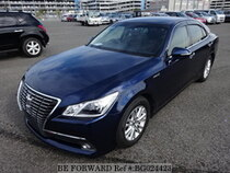 Used 2013 TOYOTA CROWN HYBRID BG024423 for Sale for Sale