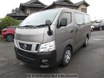 Used 2013 NISSAN CARAVAN VAN BG024498 for Sale for Sale