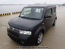 Used 2013 NISSAN CUBE BG025188 for Sale for Sale