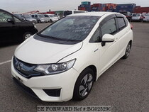 Used 2013 HONDA FIT HYBRID BG025290 for Sale for Sale
