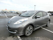 Used 2013 NISSAN LEAF BG025335 for Sale for Sale