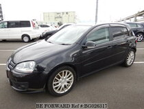 Used 2007 VOLKSWAGEN GOLF BG026317 for Sale for Sale