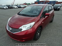 Used 2013 NISSAN NOTE BG026237 for Sale for Sale