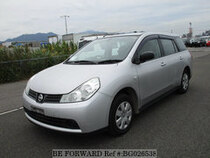 Used 2013 NISSAN WINGROAD BG026538 for Sale for Sale
