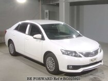 Used 2013 TOYOTA ALLION BG025923 for Sale for Sale