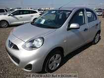 Used 2015 NISSAN MARCH BG026140 for Sale for Sale