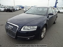 Used 2006 AUDI A6 BG026060 for Sale for Sale