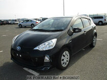 Used 2014 TOYOTA AQUA BG026527 for Sale for Sale