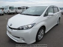 Used 2010 TOYOTA WISH BG026068 for Sale for Sale