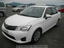 Used 2014 TOYOTA COROLLA AXIO BG026073 for Sale for Sale