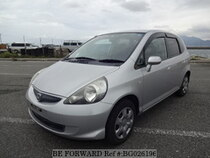 Used 2007 HONDA FIT BG026196 for Sale for Sale