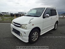 Used 2001 DAIHATSU TERIOS KID BG026198 for Sale for Sale